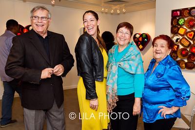 Jeorge, Alina, and Ileana Alvarez,  Fe Alboniga