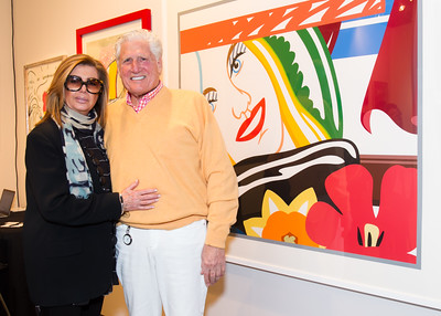 Maureen Lippe, Gerald Taylor