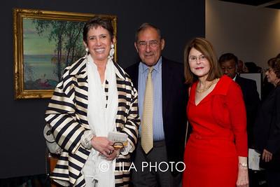 Beth Dewoody, Fred & Jean Scharf