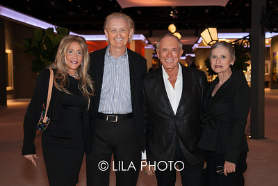 Gail Lass, Paul Burns, Cliff Laine, Lou Ann Alsip