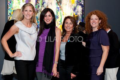 Kristin Demeritt, Rosemary Denney, Patti Lodge, Katherine Kress