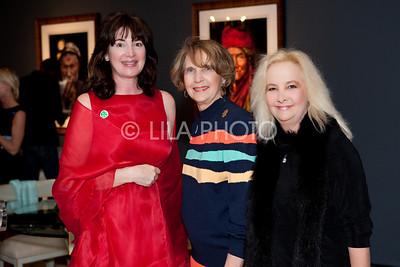 Kelly Landers, Helen Mills, Alison Alexander