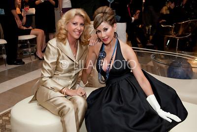 Maureen Conte, Sandra Cameron
