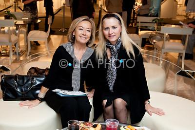 L-R: Gaudi DePedro, Debra Tomarin