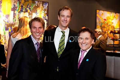 Rick Howard, Roger Stanton, Dr. Andrew Krinsky