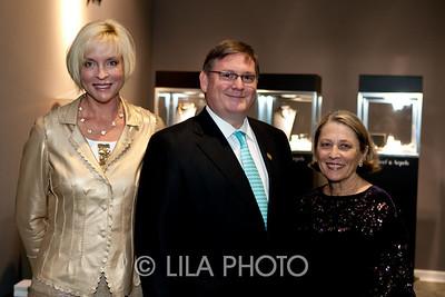 Paula Cook, Mark Cook, and Christina Orr-Cahall