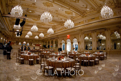 AIFAF Event in Mar-a-Lago Grand Ballroom