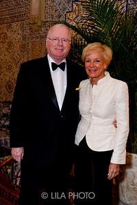 Carol Pier and John Graham