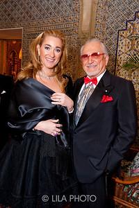 Gudrun and Bob Cuillo
