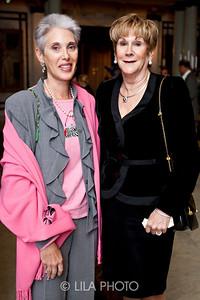 Lyn Silberman, left, and Fredda Butowsky