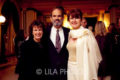 Michael and Betsy Hoberman, Lee Ann Lester