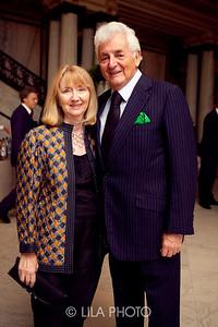 Gigi and Harry Benson