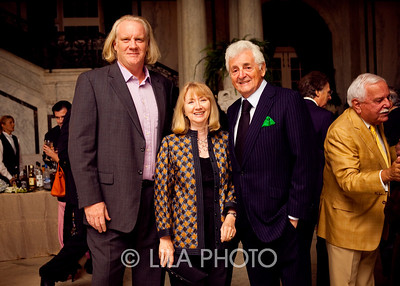 William Withers, Gigi and Harry Benson