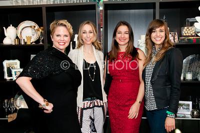 Aime Dunstan, Hallie Rosenthal, Annie Falk, Hayley Sheldon