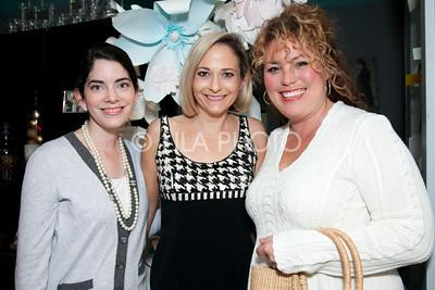 Xiomi Murray, Pam Schanel, Shelly Albright
