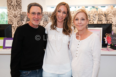 Bob Lipin, Hallie Rosenthal, Beth Lipin