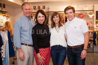 Dave & Leah, Hayley & Jeff Sheldon