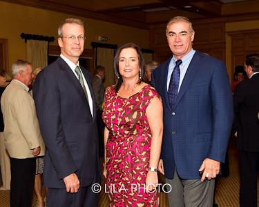 Kurt Sylvia, Pat and Dr. Nick Rojo