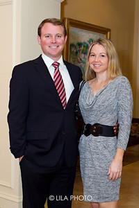 Wes Martin, Lisa Malloy