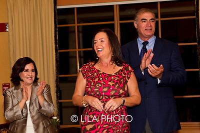 Catherine Tolton, Pat Rojo, Dr. Nick Rojo
