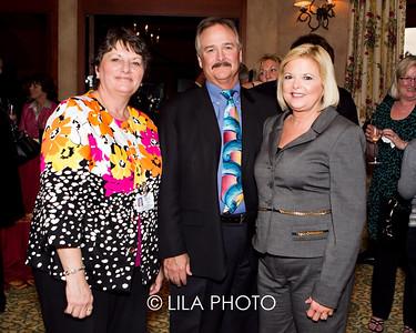 Sue Goulding, Brent and Sharon McKenzie