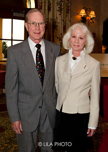 Dr. James Booher and Mary Booher