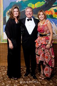 Beth & Geoff Neuhoff, Gil Walsh