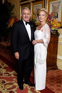 Paul Chiapparone and Connie Ferguson