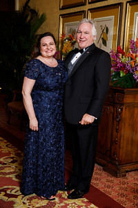 Dr. Donna Pinelli and William Bates