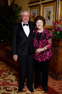 Dr. Dean Mergenthaler and Mary Suther