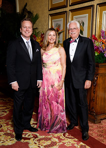 Roseanne and Dennis Williams, David Walker