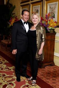 Dr. Joseph Porreca and Mary Fitzgibbon