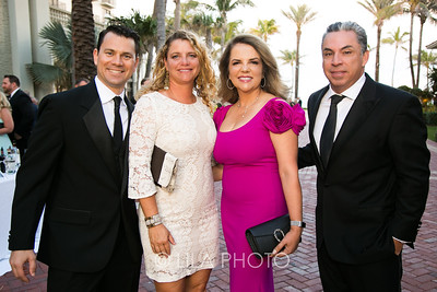 Dr. Andrew Noble, Camille Noble, Dr. Claudia Garcia, Jorge Garcia
