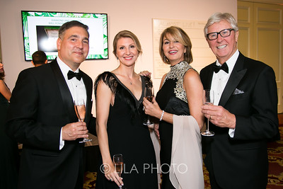 Mark & Marta Izydore, Donna & Joseph Farrelly