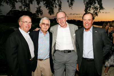 Tom Fazio, Peter Lund, Billy Cunningham, Joe Taddeo