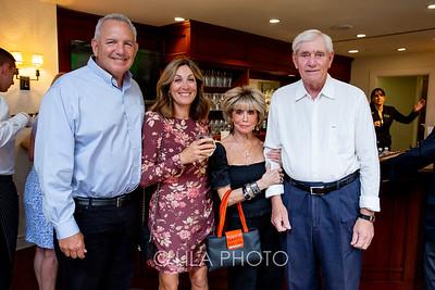 Glen and Debra Greenberg, Joyce and Michael Moshontz