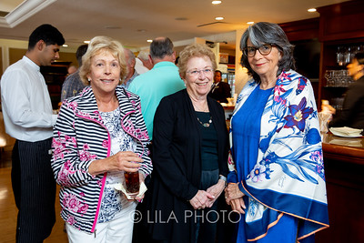 Lois Kleinberg, Nancy Scher, and Mary Lou Cocci