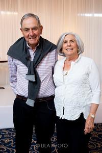 Judy and Howard Goldsmith