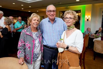 Lois Kleinberg, Fred and Barbara Stern