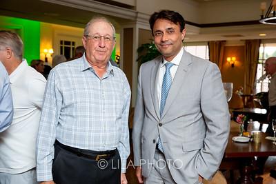 Eric Wolf and Dr. Amit Rastogi