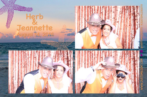 Jeannette and Herb Wedding August 14, 2016