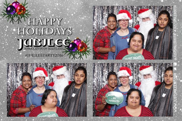 Jubilee Association of Maryland 2016 Holiday Party