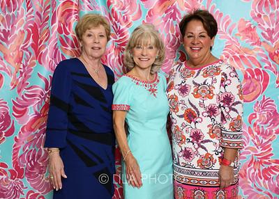 Mary Leonetti, Sharon Larkin, Lynn DeMatteis