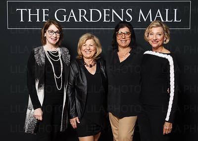 Hope Hoffman, Miriam Schwed, Linda Toch, Lisa Askin