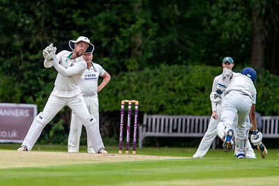25th July 2020, Knowle and Dorridge CC 1st XI vs Berkswell CC 1st XI , BDPCL Premier League, GWT GROUP 3 - 2020