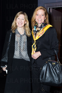 Susan McCluskey, Tracy Gerber