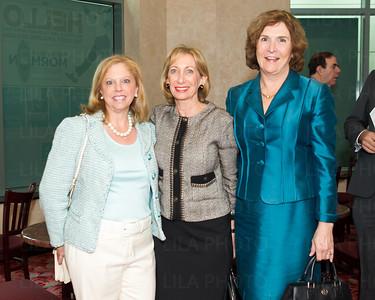 Lisa Schneider, Eileen Berman, Catherine Zieman
