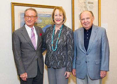 Bruce Newman, Jane Mitchell, Henry Kaufman