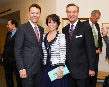 Jeff & Gina Sabean, Bill Meyer