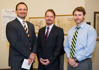 Mark Borders, David Cockrum, Justin Zelikoff